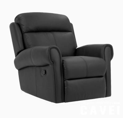 Офисное кресло кожаное