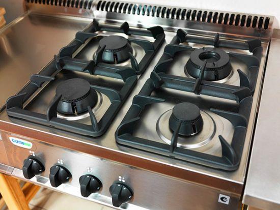 Ремонт газ плиты горение