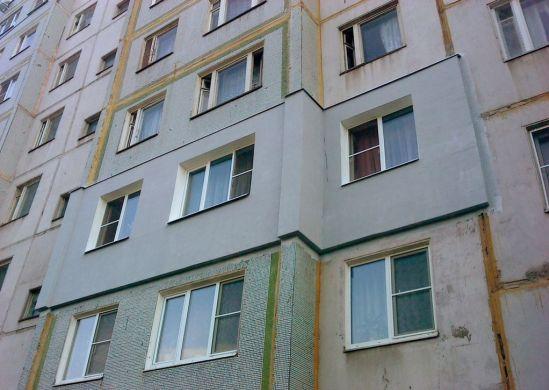 Чем можно красить штукатурку фасада